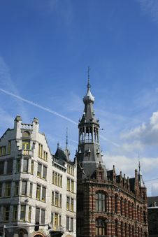 Free Amsterdam Stock Images - 3184904