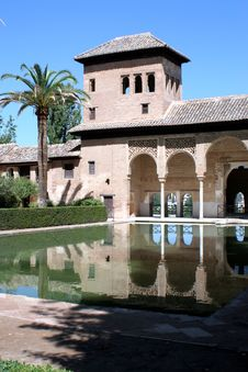 Free Alhambra Royalty Free Stock Images - 3185009