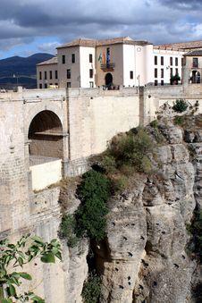 Puente Del Cono Royalty Free Stock Photography
