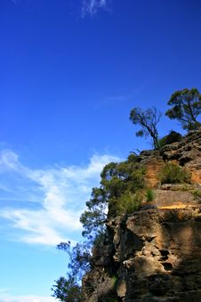 Free Blue Mountain, NSW, Australia Stock Photography - 3185232