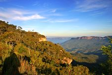 Free Blue Mountain, NSW, Australia Royalty Free Stock Photography - 3185277
