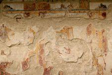 Free Roman Fresco Stock Photo - 3185580