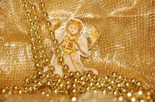 Free Christmas Angel Royalty Free Stock Photo - 3186135