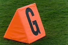Free Goal Line Stock Image - 3187971