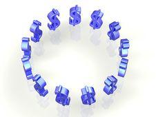 Free Dollar Royalty Free Stock Images - 3188649