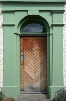 Free Doorway Royalty Free Stock Photography - 3189267