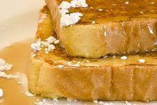 Free French Toast Stock Image - 3189351