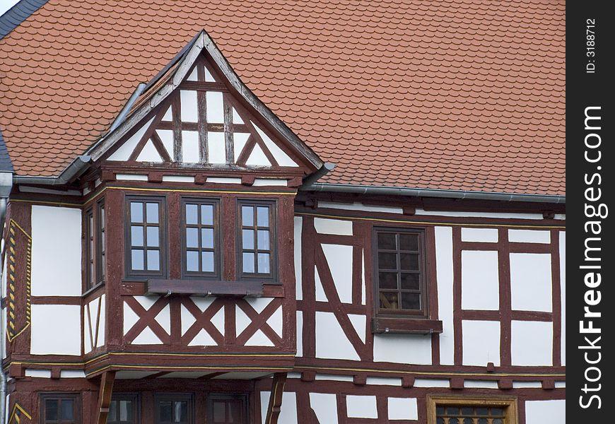 Restaurated farmhouse
