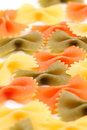 Free A Background Of The Farfalle Pasta Stock Photo - 31801350