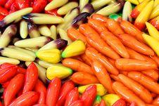 Free Deletable Imitation Fruits Royalty Free Stock Photos - 31801348