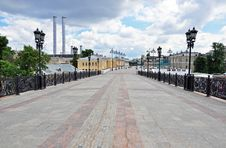 Free Pedestrian Zone In Moscow Royalty Free Stock Images - 31803579