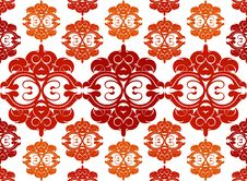 Free Red Color Pattern Stock Photos - 31804403