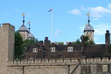 Free Tower Of London Royalty Free Stock Photography - 31806497