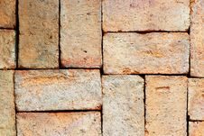Free Brick Floor Stock Image - 31807541