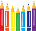 Free Colored Pencils. Stock Photography - 31811432