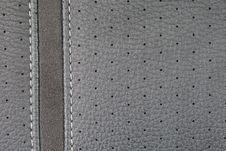 Free Gray  Leather Texture Stock Photo - 31810050