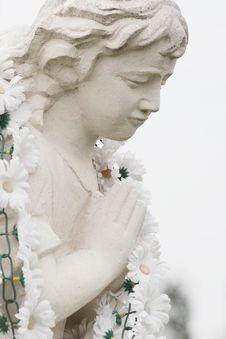 Free Figure Of  Angel Stock Photo - 31811960