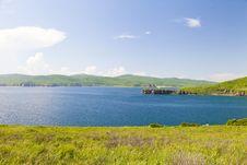 Free Sea Landscape Royalty Free Stock Image - 31812236
