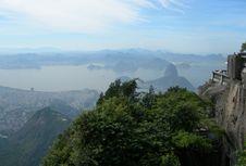 Free Aerial View Of Rio De Janeiro, Brazil Stock Images - 31812574