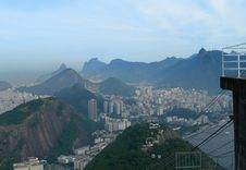 Free Aerial View Of Rio De Janeiro, Brazil Royalty Free Stock Images - 31812659