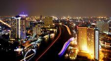 Free Bangkok Cityscape Royalty Free Stock Images - 31812989
