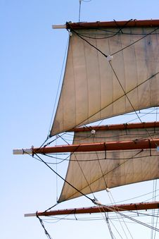 Free Sails Royalty Free Stock Photography - 31817567