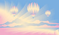 Free Air Balloon In The Sky Stock Images - 31826204
