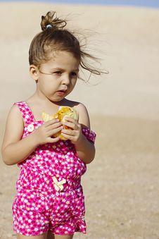 Free Child Eating Stock Image - 31837911