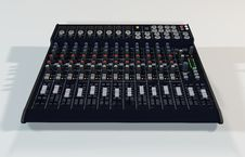 Free Audio Mixer Stock Photos - 31846443