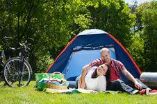 Free Happy Couple On Vacation Stock Photos - 31850883