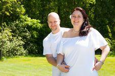 Free Confident Couple Royalty Free Stock Image - 31850956