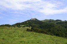 Free Summer Mountain Route Royalty Free Stock Photos - 31851318