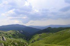 Free Summer Mountain Route Stock Photo - 31851320