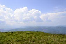 Free Summer Mountain Route Royalty Free Stock Photos - 31851438
