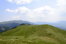 Free Summer Mountain Route Stock Images - 31851454