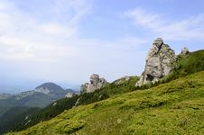 Free Summer Mountain Route Stock Image - 31851491