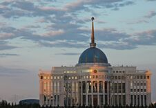 Free Kazakhstan Presidential Palace Stock Images - 31853684