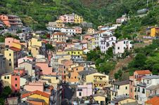 Free Italian Village Stock Photo - 31854620