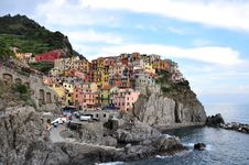 Free Italian Village Landscape Stock Photo - 31854660