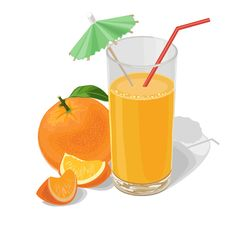 Free Orange And Juice Stock Images - 31855864