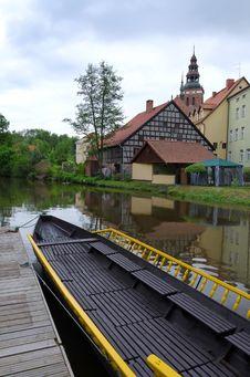 Free Polish Gondola Tours Royalty Free Stock Images - 31861019