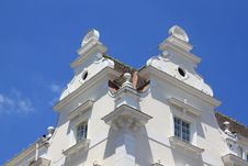 Free Transylvanian Saxon Building Royalty Free Stock Images - 31868329