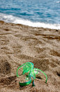 Free Flipflop In The Sand Royalty Free Stock Photos - 31870308