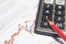 Free Financial Or Accounting Concept Royalty Free Stock Images - 31878609