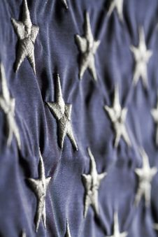 Free Old Glory Close Up Royalty Free Stock Photography - 31881837