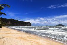 Free Noppara Thara Beach. Stock Photos - 31885513