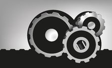 Free Gears Stock Images - 31894054