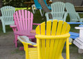 Free Deck Chairs Royalty Free Stock Photos - 3196578
