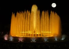 Free The Magnificent Fountains Stock Photos - 3190133