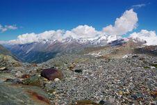 Free Rocky Mountains Landscape Stock Photos - 3190883